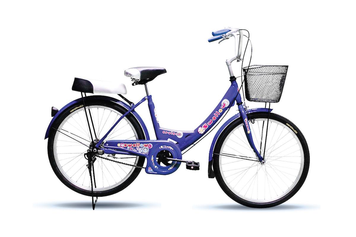 จักรยานแม่บ้าน Cruiser 20-24 นิ้ว