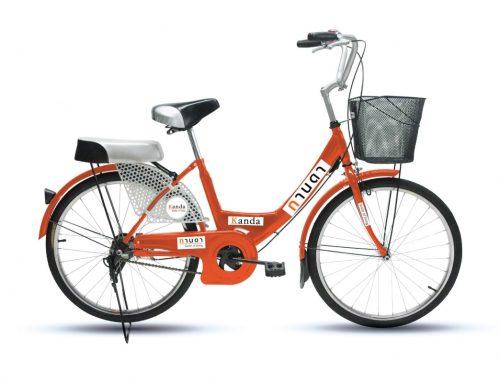 Kanda Smile of Living จักรยานโครงการหมู่บ้าน