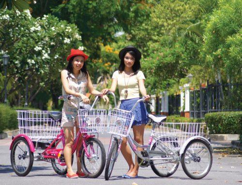 จักรยานสามล้อ และสามล้อไฟฟ้า