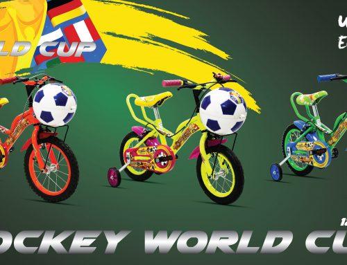 JOCKEY XT 12-14 นิ้ว WORLD CUP FESTIVAL